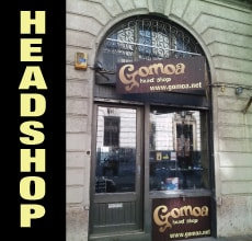 Gomoa Shop Budapest 2