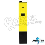Aquatek Digital pH Meter 0.1 Resolution Handheld