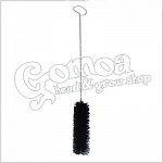 Bong- and pipe cleaner brush