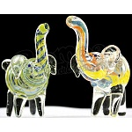 Elephant Glass Pipe 2