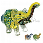 Elephant Glass Pipe