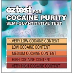 Ez Test Cocaine Purity 1 piece 2