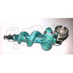 FIMO Snake Design Metal pipe 4