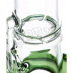 Grace Glass Tornado Green Cane 29 cm 3