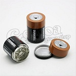Baby Battery Herb Grinder