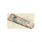 Stone pipe various styles 8,5 cm 4