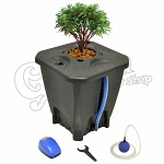 Nutripot Hydro DWC System For One Plant 18 liter 2