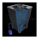 Nutripot Hydro DWC System For One Plant 18 liter 5