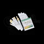 pH tester paper stripes 4.0-7.0 pH 100 pcs 2
