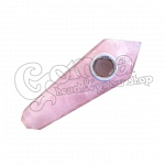 Rose Quartz Pipe 2