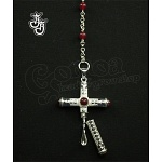 Sniffer Cross Necklace 2