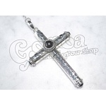 Sniffer Cross Necklace 3