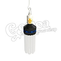 E40 Bulb Casing with Cable and Plug