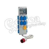 GSE Timer Box with Heating 3 Phase 12x600W