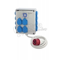 GSE Timer Box 12x600W 3 phases