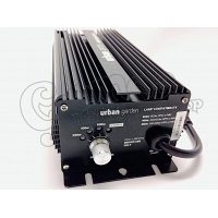 Urban Garden Black Digital Dimmer Ballast 600W