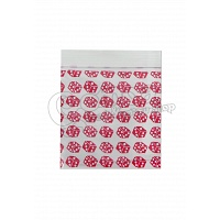 Zip Lock Bag Patterned 50x50 mm 100pcs