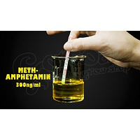 Clean U urine test Metamphetamine 300ng/ml sensitiv