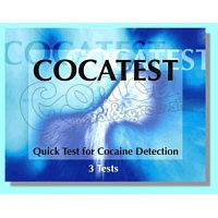 Cocatest drugtest 3tests