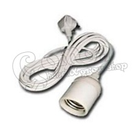 E40 Socket & Cable