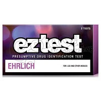 Ez-Test Erlich drug test 2 pieces