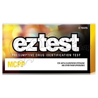 Ez-Test MCPP drug test 2 pieces