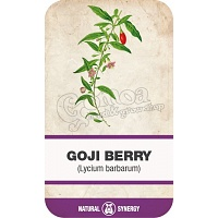 Goji berry (Licium barbarum)