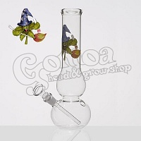 Cannapotter glass bong 27cm