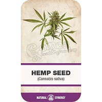 Hemp Seeds de-shelled