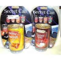 Secret Can Stash (Tomato, Ravioli)