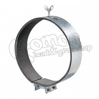 Full Threaded Clamp for Ventilation System