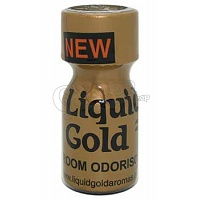 Poppers Rush Liquid Gold Aroma 10 ml