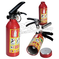 Secret Stash Fire Extinguisher