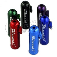 Sniffer Rounded Metal Bottle