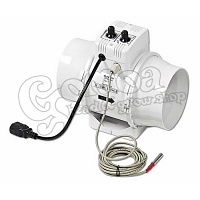 Vents TT Un Fan Thermostat + dimmer swich + cable