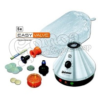 Volcano Classic vaporizer with Easy valve Set