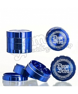 Dope Bros Amsterdam 4 part Grinder 50 mm