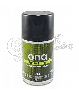 Ona Mist Fresh Linen 170 g Spray
