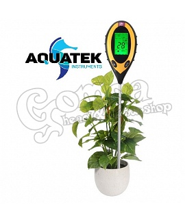 Aquatek 4in1 Digital Soil Tester