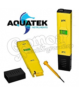 Aquatek digital pH meter (0.0 - 14.0)