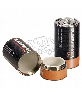 Heavy Duty Baby Battery Secret Stash