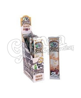 Blunt wrap French Vanilla