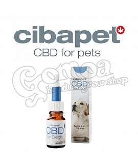 cibapet CBD oil for dogs
