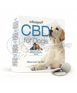 Cibapet CBD tablets for dogs