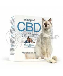 Cibapet CBD tablet for cats