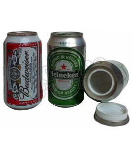 Liquid-Filled Secret Safe Beer Can 500ml