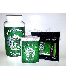 Green Dragon Kratom Kapszula