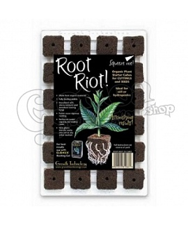 Growth Technology Root Riot Cubes