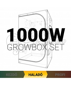 Haladó Grow Box Szett 1000W
