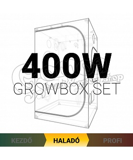Haladó Grow Box Szett 400W